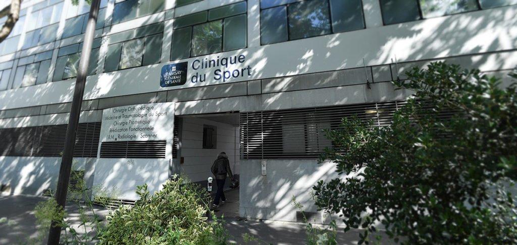 Clinique du sport